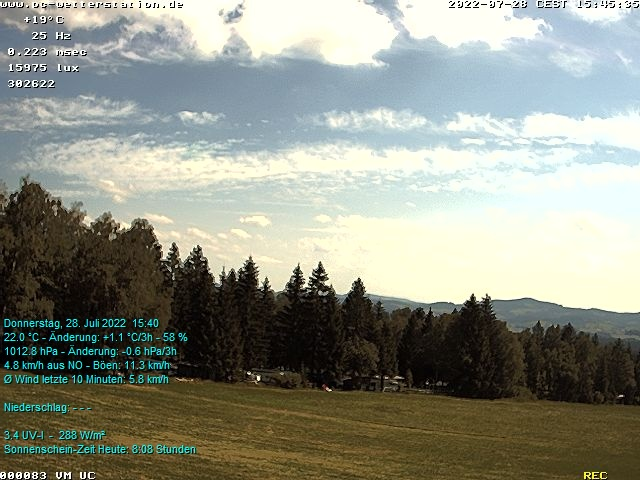 Neureichenau Webcam