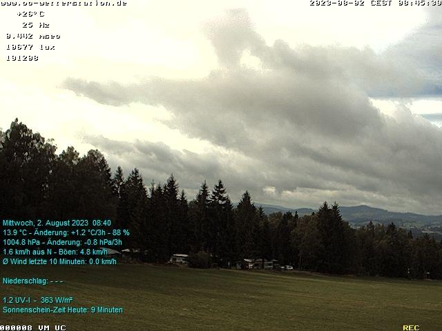 Webcam inNeureichenau, Bayerischer Wald